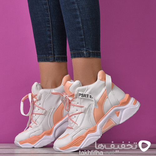 كفش دخترانه مدل Parto