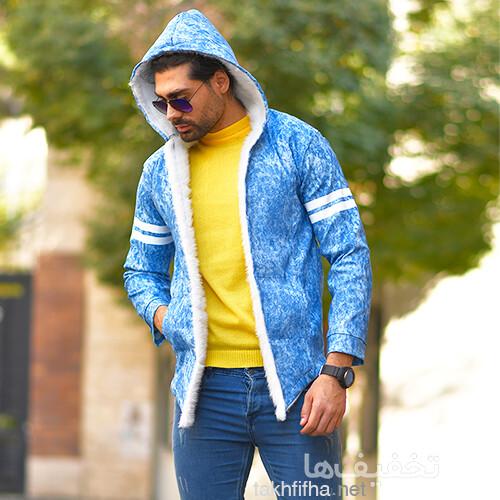 هودي مردانه مدل Mehrad