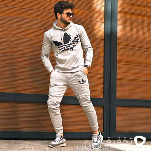 ست سوئيشرت شلوارمردانه Adidas مدل Parsia