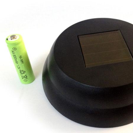 چراغ خورشیدی solar باغچه (اتوماتیک)