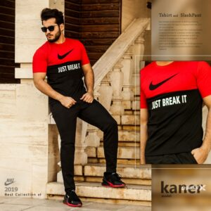 ست تیشرت وشلوار Nike مدل Kaner