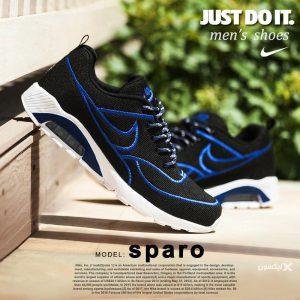 کفش مردانه Nike مدل sparo