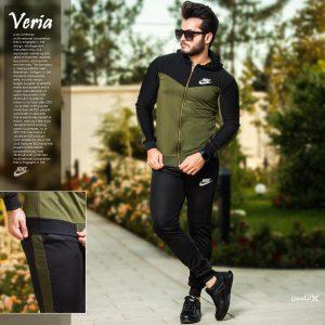 ست سویشرت وشلوار مردانه Nike مدل Veria