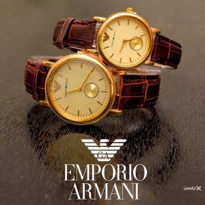 ست ساعت مچی Emporio مدل Eagle