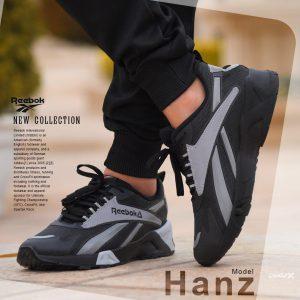 کفش مردانه reebok مدل hanz