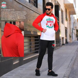 ست سویشرت و شلوار مردانه مدل Liverpool