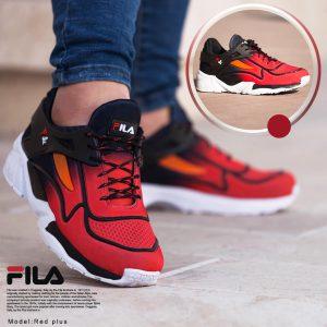 کفش مردانه Fila مدل Red plus