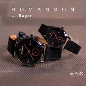 ست ساعت مچیRomanson مدل Rager