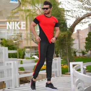ست تیشرت و شلوار مردانه Nike مدل Ander