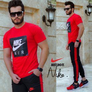 ست تیشرت وشلوار مردانه Nike مدل zilan