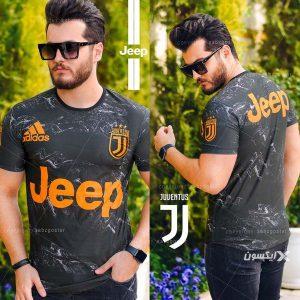 تیشرت مردانه Jeep مدل Cinan