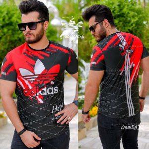 تیشرت مردانه Adidas مدل Harly