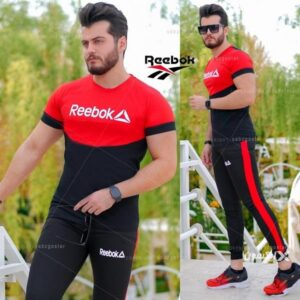 ست تیشرت وشلوار مردانه Reebok مدل Lanta