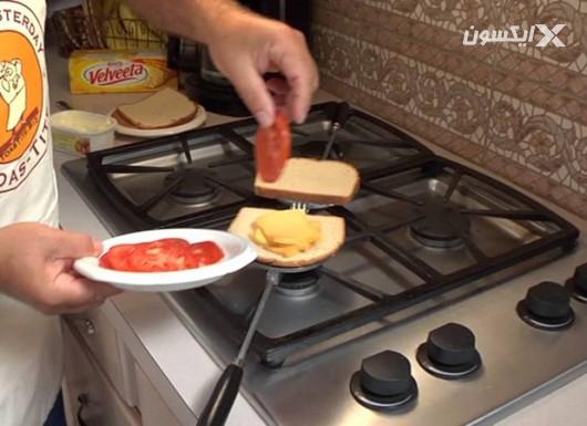 ساندویچ ساز Toast Tite 18