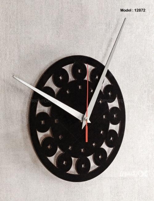 ساعت دیواری Spring مدل 12872