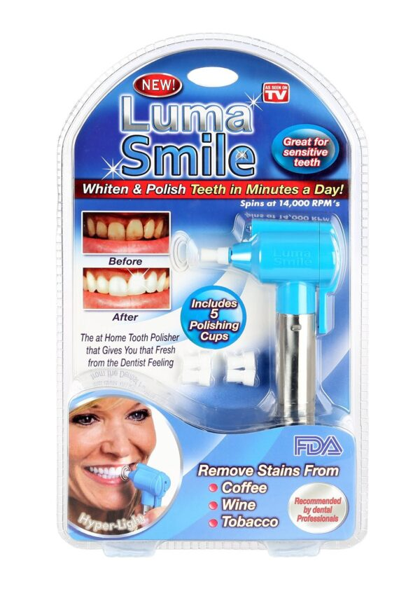 دستگاه پولیش دندان لوما 12