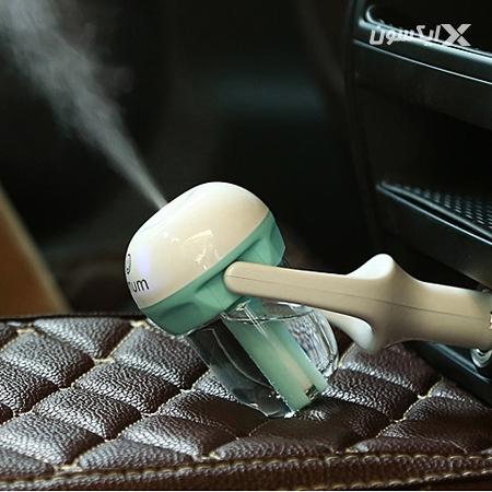 بخور سرد و خوشبو کننده ی فندکی داخل خودرو