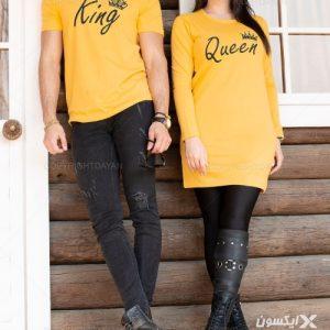 ست دونفره King & Queen مدل 12956