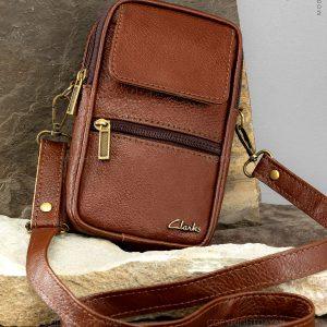 کیف دوشی و کمری Clarks مدل 14702