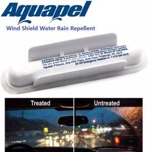آبگریز و ضد آب شیشه ی خودرو 2عددی aquapel