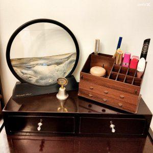 باکس چوبی لوازم آرایشی 13