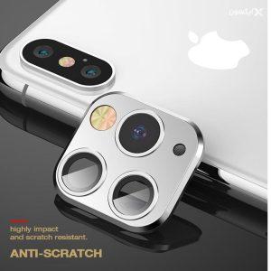 لنز تبدیل کننده دوربین آیفون x به آیفون11