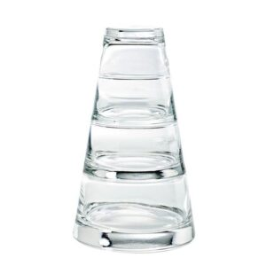ظرف سرو دسر برجی شکل چهار طبقه