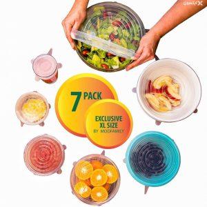 روکش سیلیکونی کشی ظروف و مواد غذایی 1