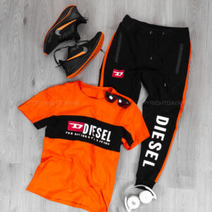 ست تیشرت و شلوار مردانه Diesel مدل 14465