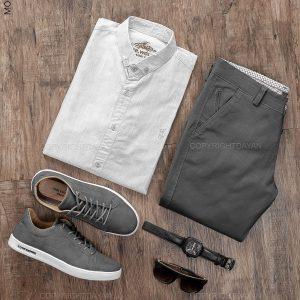 پیراهن مردانه Polo مدل 15244
