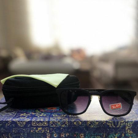 عینک آفتابی Ray Ban مدل ویفری RB4165
