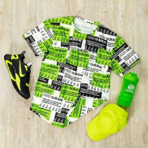 تیشرت مردانه Adidas مدل 14071