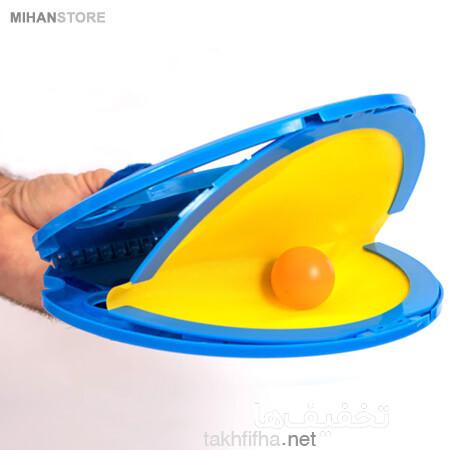 بازی مهیج راکت اسنپ کچ