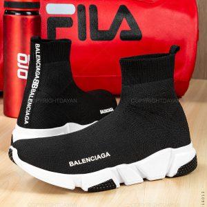کفش ساقدار مردانه Balenciaga مدل 16013