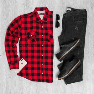 پیراهن مردانه Araz مدل 15421