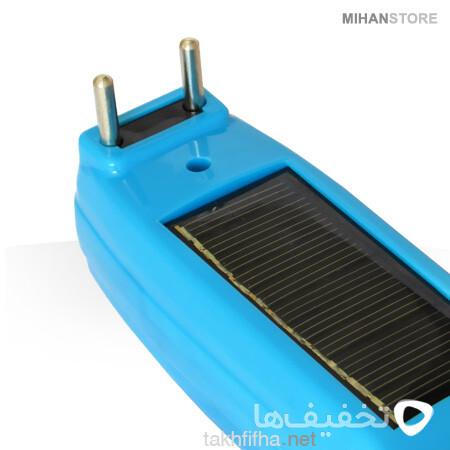چراغ قوه و پاوربانک خورشیدی Wojia