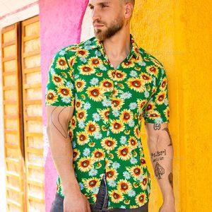 پیراهن مردانه Damon مدل 10180