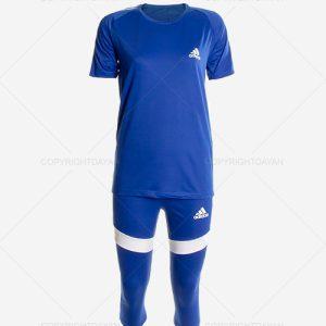 ست تیشرت و شلوارک زنانه Adidas مدل 10220