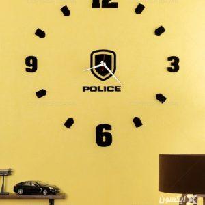ساعت دیواری Police مدل 12852
