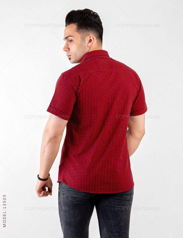 پیراهن مردانه Alma مدل 13505
