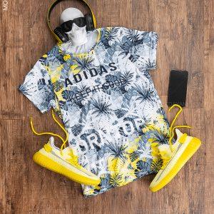 تیشرت مردانه Adidas مدل 14645