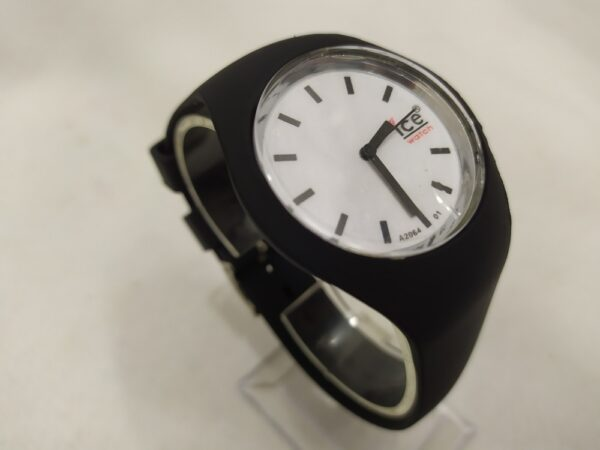 ساعت ژله ای Ice مشکی مدل 3027