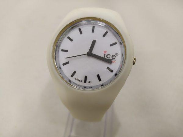 ساعت ژله ای Ice -سفید مدل3028