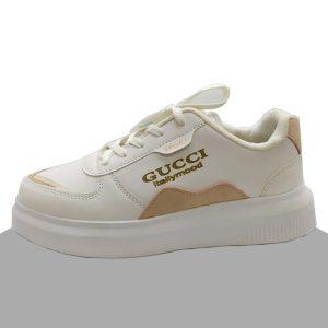کفش اسپرت زنانه Gucci مدل 20943 سفید 4