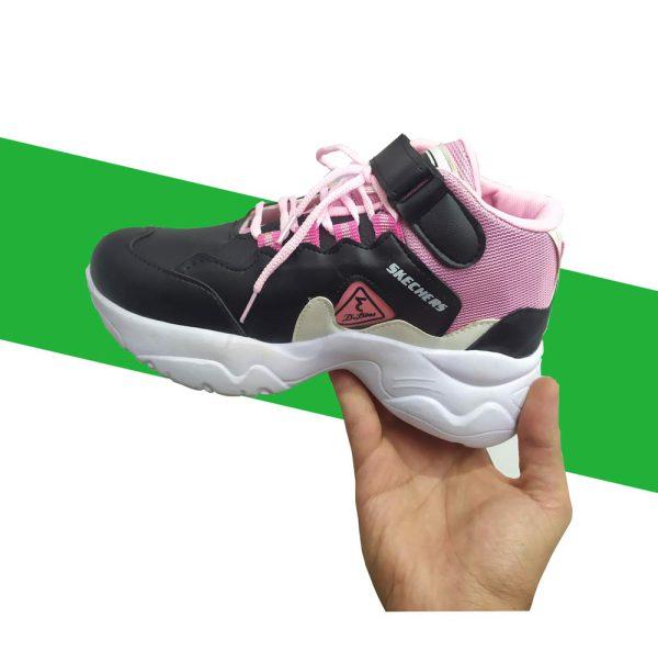 کفش نیم بوت زنانه skechers مدل 2046