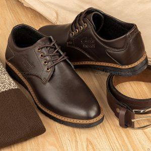 کفش مردانه Clarks مدل 18282