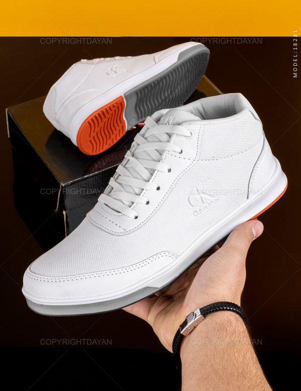 کفش مردانه Calvin Klein همراه هدیه (تیشرت مردانه)