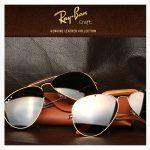 عینک طرح Ray.Ban خلبانی 12