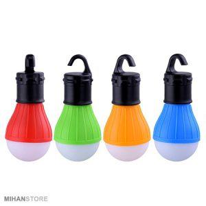 لامپ LED سیار – LED Tent Lamp