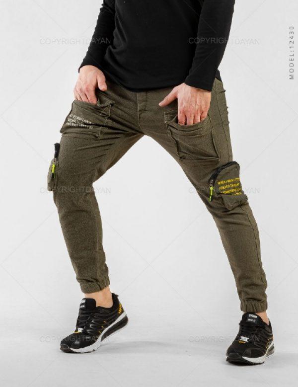 شلوار اسلش مردانه Denver مدل 2078